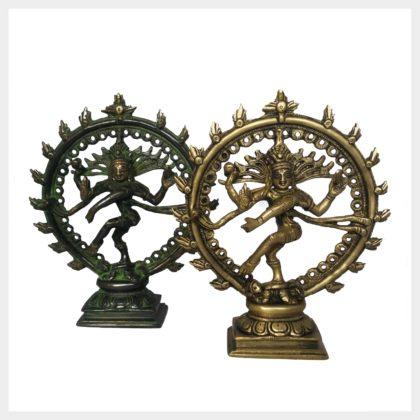 Shiva im Feuerkreis klein Auswahl