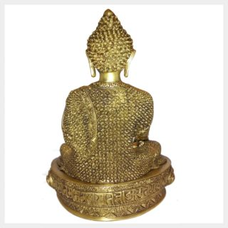 Erdender Buddha Diamondcut 10kg Messing