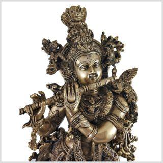 Krishna Stehend 16KG 55cm YF Gesicht