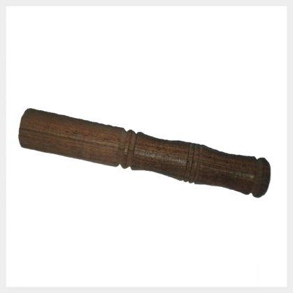 Klangschalenschläger Holz 15cm