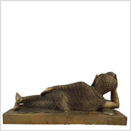 Liegender Buddha 12kg Rücken