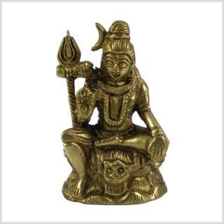 Segnender Shiva Murti Vorderansicht