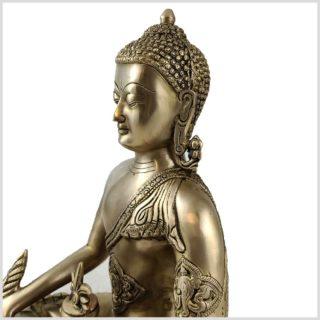 Medizinbuddha 6kg Seitenansicht