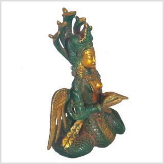 Nag Kanya nepalgrün 3kg Seitenansicht rechts