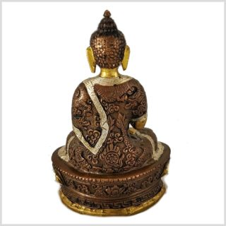 Dharmacharka Buddha Hinten