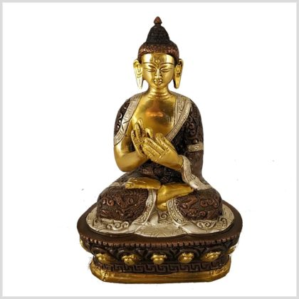 Dharmacharka Buddha Vorne