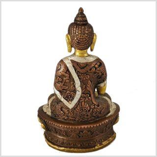 Lehrender Buddha Dragonbuddha Hinten