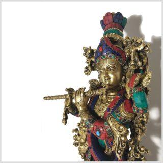 Krishna 16kg Steine Seitenansicht