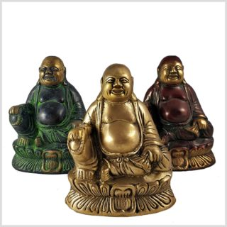 Lachender Buddha (Budai)