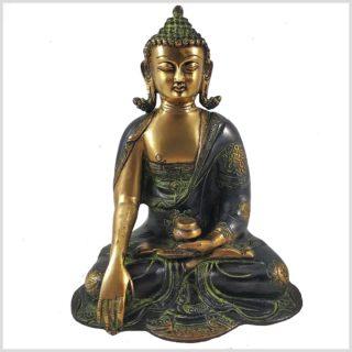 ME-Asthamangala Erdender Buddha 2,9 KG BG Vorne