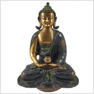 ME-Asthamangala Meditations Buddha 2,9 KG BG Vorne