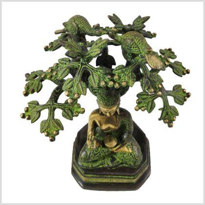 Buddha unterm Bodhibaum Oben