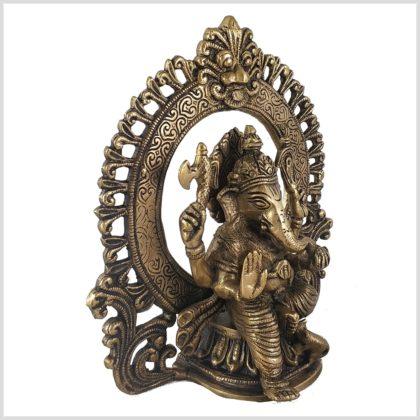 Ganesha im Ring Seite 2