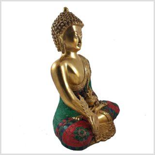 ME-Steinbuddha Medizinbuddha 5 KG Seite