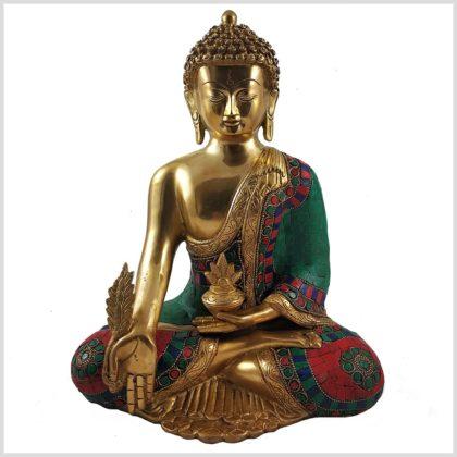 ME-Steinbuddha Medizinbuddha 5 KG Vorne