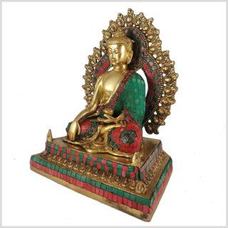 Erdender Buddha Seite