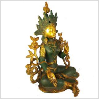 Shyama Grüne Tara Nepalgrün Antik Seite