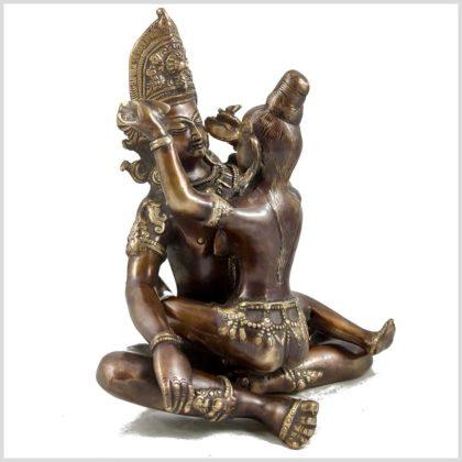 Buddha Shakti Yab-Yum braunantik Seite