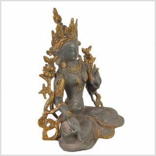 Weiße Tara Nepalgrau 2,8kg Seitenansicht Rechts