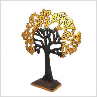Lebensbaum braungold Seitenansicht