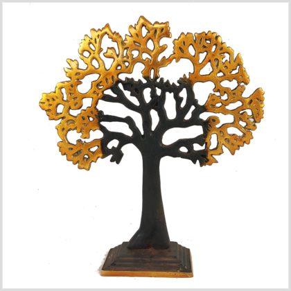 Lebensbaum braungold Vorderansicht