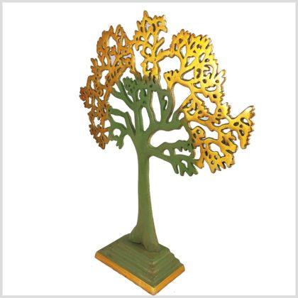 Lebensbaum hellgrüngold Seitenansicht