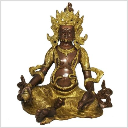 Gelber Dzambhala Gott des Reichtums