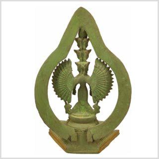 Chenrezig Avalokiteshvara Kuay Yin mintgrün Antik Rücken