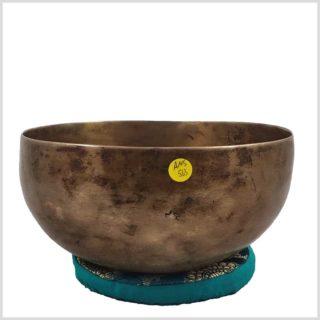 Alte tibetische Klangschale 563 Gramm