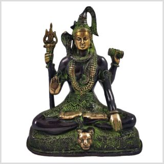 Shiva Abhaya Mudra Vorderansicht