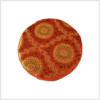 Klangschalenkissen orange