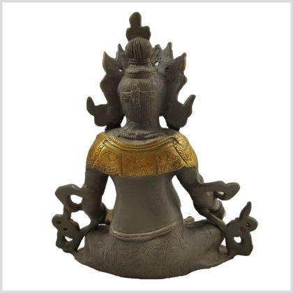 Dzambhala Nepalgrau Hinten