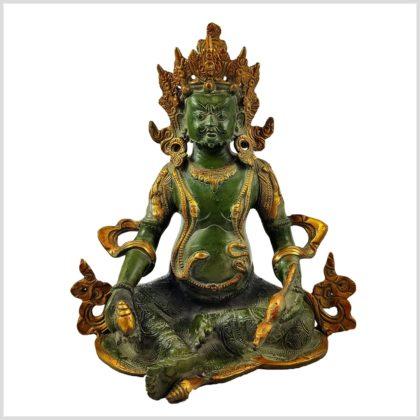 Dzambhala Nepalgrün Vorderansicht