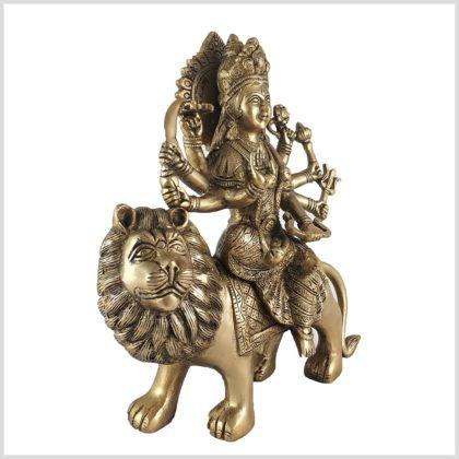Durga Messing Seitenansicht