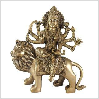 Durga Messing Vorderansicht