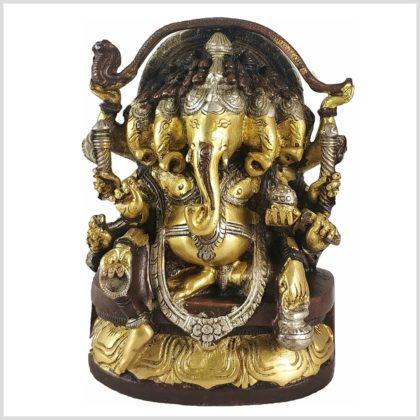 Ganesha Panchamukha Vorderansicht