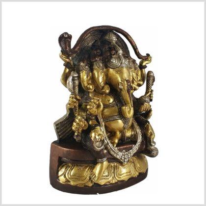 Ganesha Panchamukha Seite Rechts