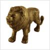Löwe Messing Vorderansicht