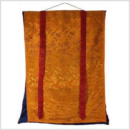 Guru Rinpoche Thangka Geschlossen