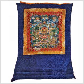 Thangka Buddhas Leben Fern