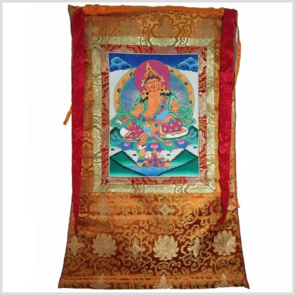 Djambhala Thangka