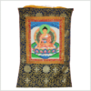 Erdender Buddha Thangka Vollansicht