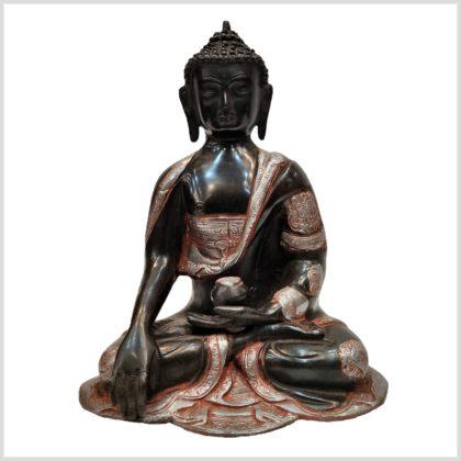 Erdender Buddha Asthamangala Vorderansicht