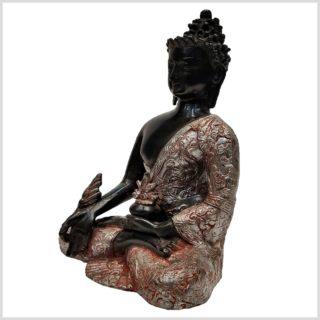 Medizinbuddha Dragonbuddha Seitenansicht Links