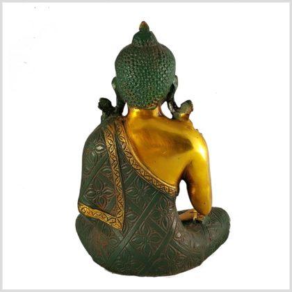 Abhaya Mudra Buddha Amoghasiddhi Hinten