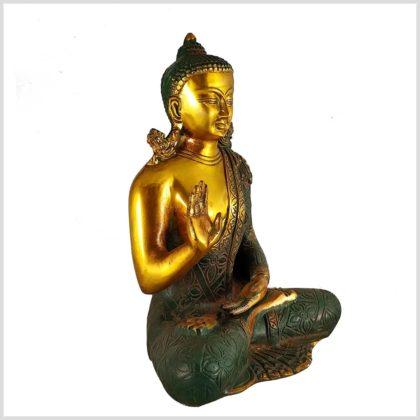 Abhaya Mudra Buddha Amoghasiddhi Seite Rechts