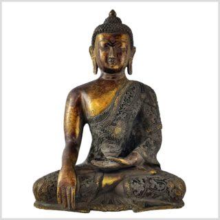 Bhumiparsa Buddha Nepal 4,3kg Vorne