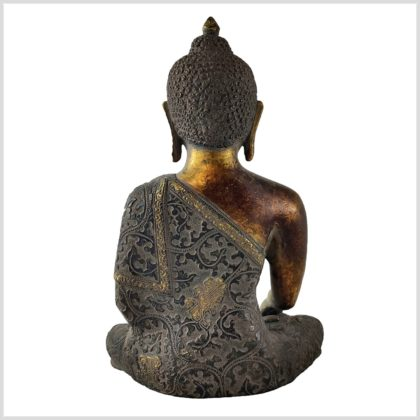 Bhumiparsa Buddha Nepal 4,3kg hinten