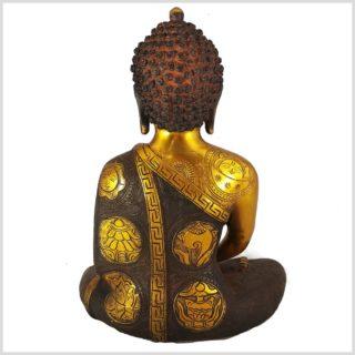 Medizinbuddha Asthamangala Rücken