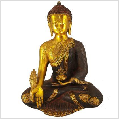 Medizinbuddha Asthamangala Vorderansicht